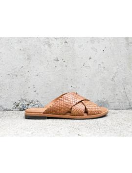 Dew Woven Sandal by Freda Salvador