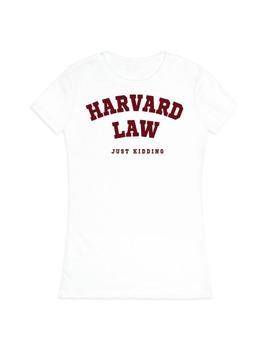 Harvard Law (Just Kidding) by Human