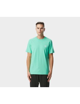 Donnie Logo Tee   Mint Green by I Love Ugly