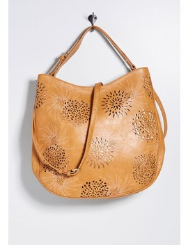 Burst Of Energy Hobo Bag by Modcloth