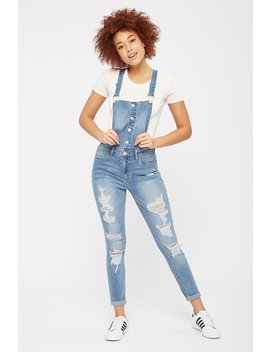 High Rise Emma Overall by Bluenotes