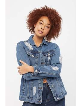 Vintage Denim Jacket by Bluenotes