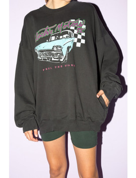 Erica Electric Motors Sweatshirt by Brandy Melville