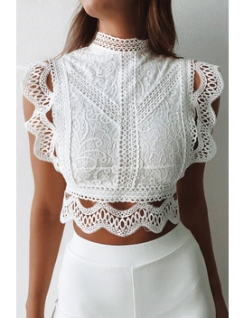 Briar Top   White by Stelly