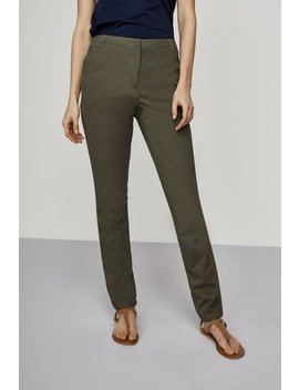 Lightweight Cotton Chino by Long Tall Sally