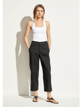 Cropped Trouser by Vince
