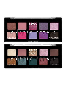 Mystic Petals Shadow Palette by Nyx Cosmetics