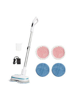 Air Craft Powerglide Cordless Hard Floor Cleaner And Polisher Pglidewht by Lakeland