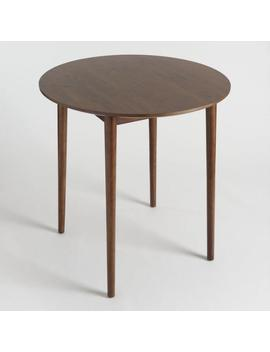 Round Wood Zarah Pub Table by World Market