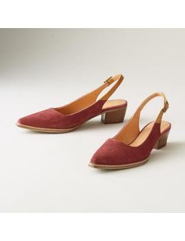 Bernadette Shoes by Sundance