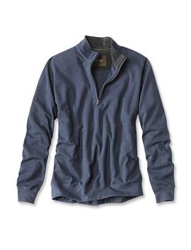 Pima Piqué Sweatshirt by Orvis