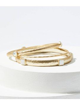 Mixed Bangle Set by Loft
