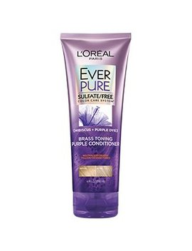 Brass Toning Purple Sulfate Free Conditioner by L'oréal Paris