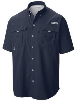 Men's Pfg Bahama™ Ii Short Sleeve Shirt by Columbia Sportswear