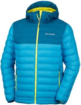 Men's Powder Lite™ Hooded Jacket by Columbia Sportswear
