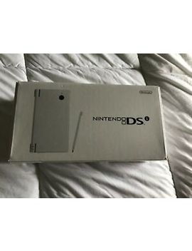 Brand New Nintendo D Si White (Never Opened) by Nintendo
