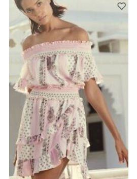 Steele Marcel Off The Shoulder Dress Xs by Ebay Seller