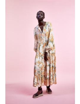 jurk-met-bloemenprint--alles-bekijkenjurken-dames by zara