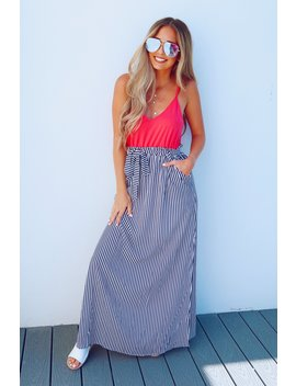 All Stripes On Me Maxi: Multi by Hope's