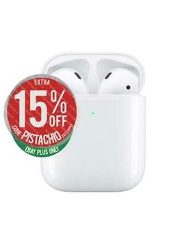 Apple Airpods (Gen 2) With Charging Case | Wireless Charging Case | Case Only by Apple