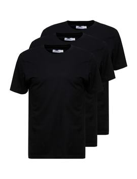 3 Pack   T Shirt Basic by Topman