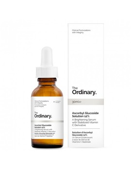 Ascorbyl Glucoside Solution 12% 30 M L by The Ordinary