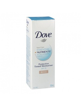 Protective Tinted Moisturiser Spf15 Beige 50 M L by Dove