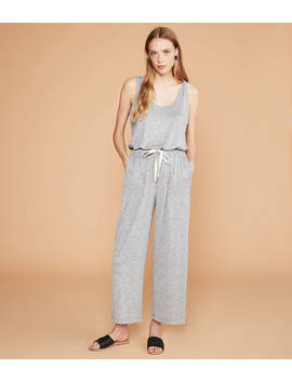 Lou &Amp; Grey Brushmarl Jumpsuit by Loft