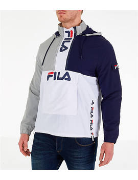 Men's Fila Parallax Wind Jacket by Fila