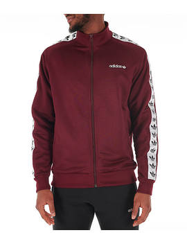 Men's Adidas Originals Taped Firebird Track Jacket by Adidas