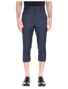 Comme Des GarÇons 3/4 Length Short   Pants by Comme Des GarÇons
