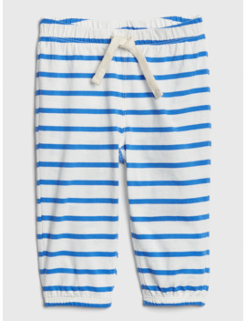 Baby Stripe Pull On Pants by Gap