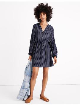 Madewell X Christy Dawn® Striped Bonnie Mini Dress by Madewell