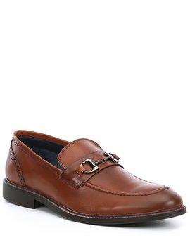 Men's Bradshaw Leather Slip On Loafer by Steve Madden
