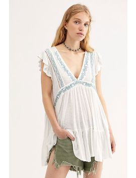 Garden Party Tunic by Free People