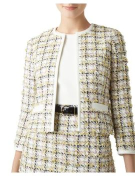 Suri Tweed Jacket by Hobbs London