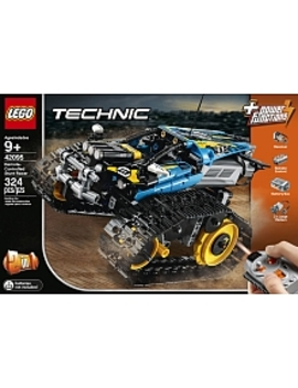 Lego Technic Remote Controlled Stunt Racer 42095 by Toys Rus