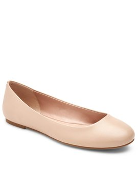 Geremia Leather Ballerina Slip Ons by Bcb Generation