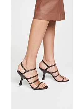 Strappy Tee Heels by Simon Miller