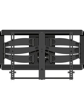 "Premium Series Full Motion Tv Wall Mount For Most 42""   90"" Flat Panel T Vs   Black by Sanus"