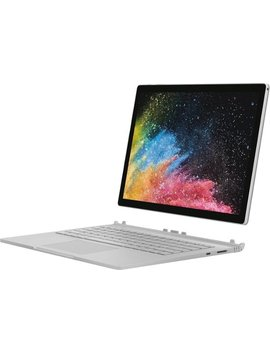 """Surface Book 2   13.5"""" Touch Screen Pixel Sense™   2 In 1 Laptop   Intel Core I7   8 Gb Memory   256 Gb Ssd   Platinum by Microsoft"""