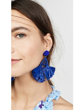 Sahari Drop Earrings by Bauble Bar