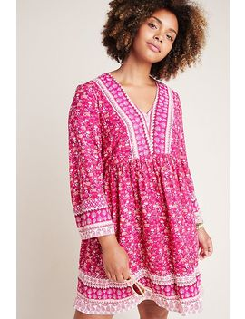 Isabel Embroidered Tunic by Maeve