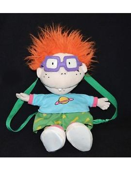 The Rugrats Chuckie Backpack Viacom 1998 Rare by Viacom