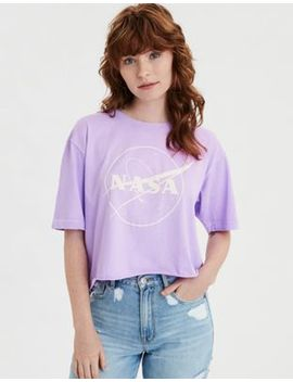 Ae Nasa Graphic T Shirt by American Eagle Outfitters