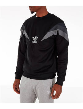 Men's Adidas Originals Sr Crewneck Sweatshirt by Adidas