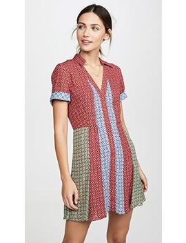 Abelia Button Down Shirtdress by Alice + Olivia