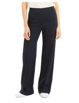 Tonal Stripe Pants by Theory