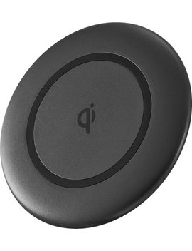 10 W Qi Certified Wireless Charging Pad For I Phone/Android   Black by Insignia™