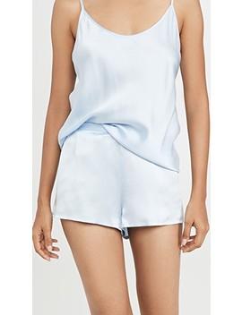 Silk Shorts by La Perla